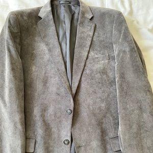 44L corduroy blazer
